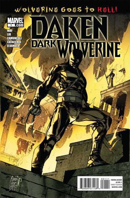 Daken Dark Wolverine (2010) no. 1 - Used