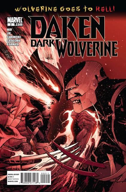 Daken Dark Wolverine (2010) no. 2 - Used
