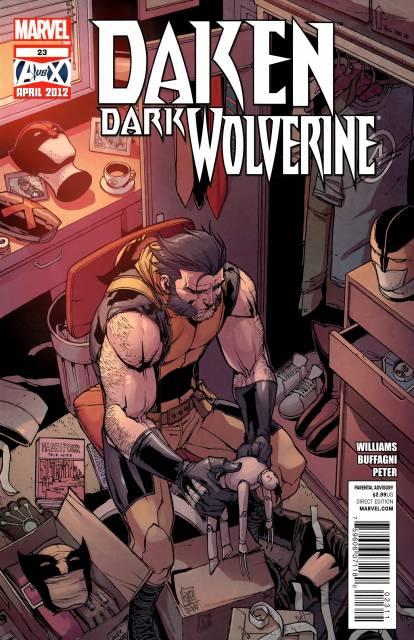 Daken Dark Wolverine (2010) no. 23 - Used