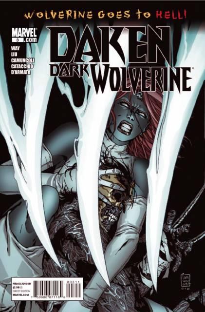 Daken Dark Wolverine (2010) no. 3 - Used