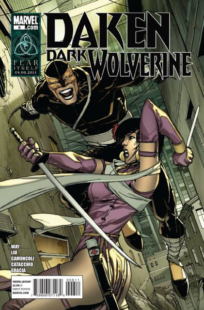 Daken Dark Wolverine (2010) no. 6 - Used