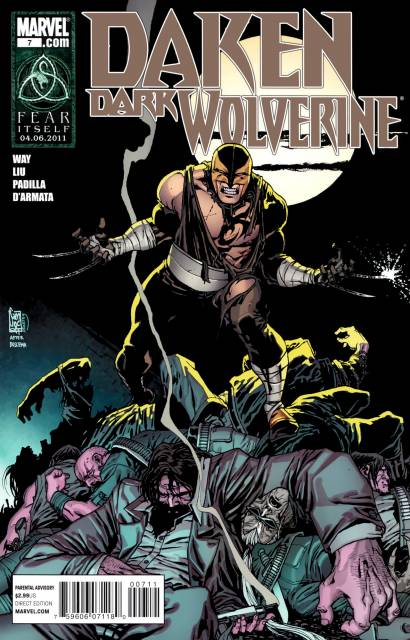 Daken Dark Wolverine (2010) no. 7 - Used