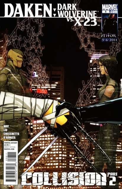 Daken Dark Wolverine (2010) no. 8 - Used