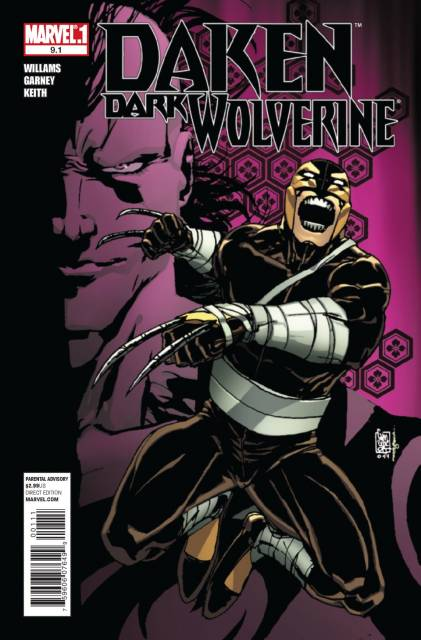Daken Dark Wolverine (2010) no. 9.1 - Used