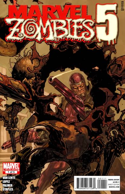 Marvel Zombies 5 (2010) Complete Bundle - Used