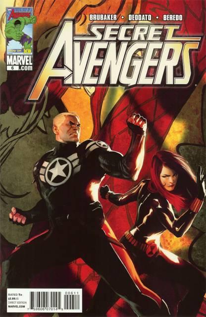 Secret Avengers (2010) no. 6 - Used