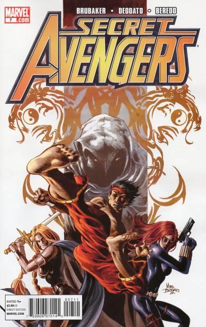 Secret Avengers (2010) no. 7 - Used
