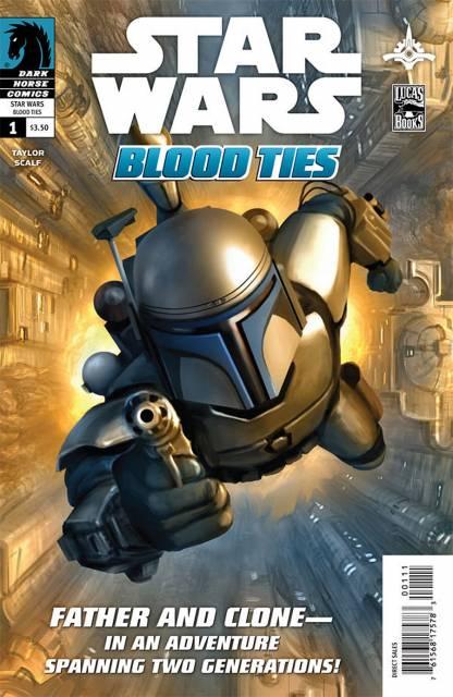 Star Wars Blood Ties (2010) Complete Bundle - Used