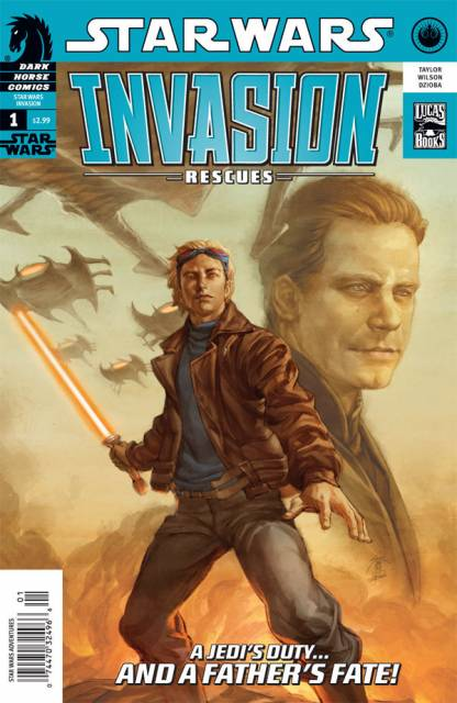 Star Wars Invasion: Rescues (2010) Complete Bundle - Used
