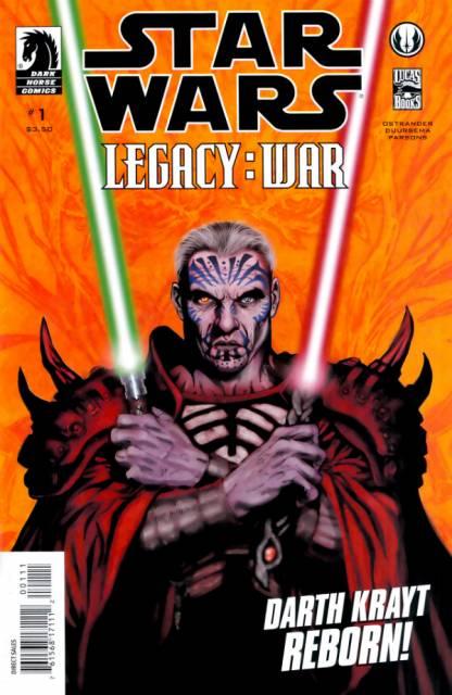 Star Wars Legacy: War (2010) Complete Bundle - Used