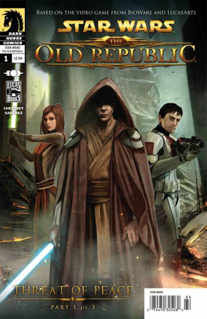 Star Wars: The Old Republic (2010) Complete Bundle - Used
