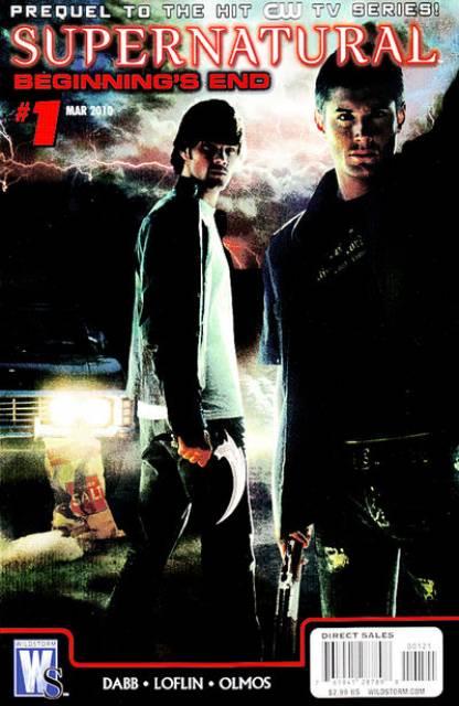 Supernatural: Beginning's End (2010) Complete Bundle - Used