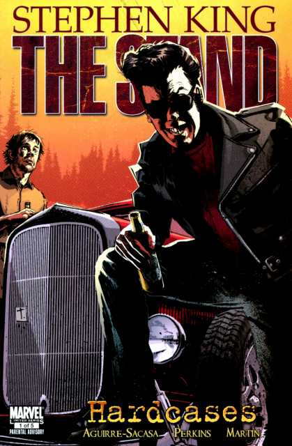 The Stand: Hardcases (2010) Complete Bundle - Used