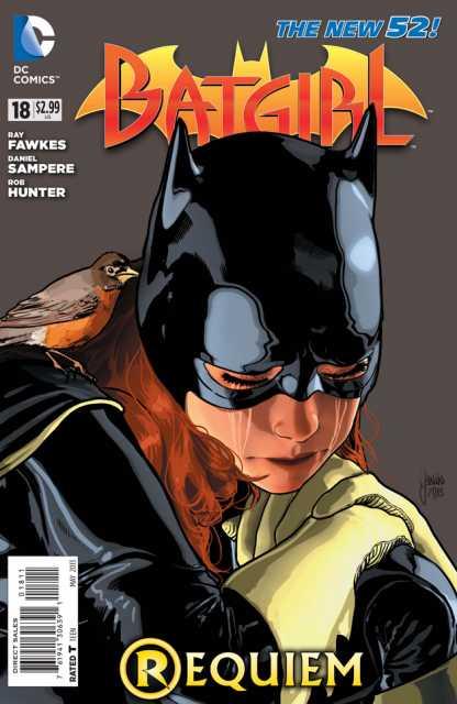Batgirl (2011) no. 18 - Used