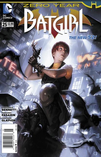 Batgirl (2011) no. 25 - Used
