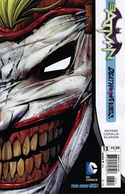 Batman (2011 New 52) no. 13 - Used