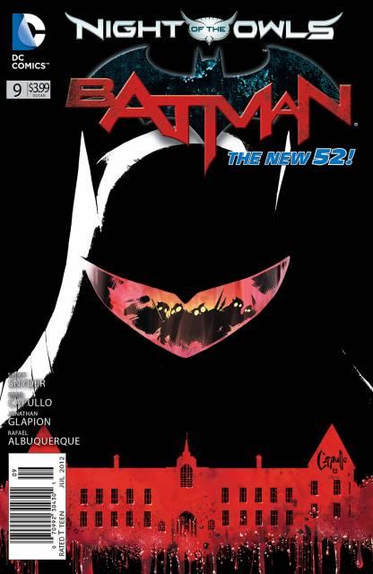 Batman (2011 New 52) no. 9 - Used