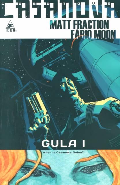 Casanova Gula (2011) Complete Bundle - Used