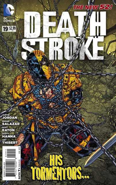 Deathstroke (2011) no. 19 - Used