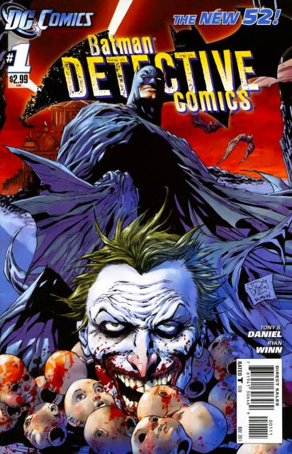 Detective Comics (2011) No. 1  (1st Printing) - Used