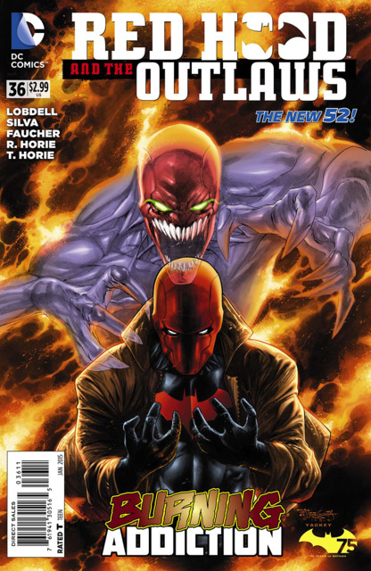 Red Hood and the Outlaws (2011) no. 36 - Used