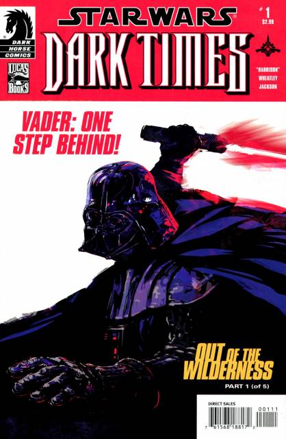 Star Wars: Dark Times: Out of the Wilderness (2011) Complete Bundle - Used