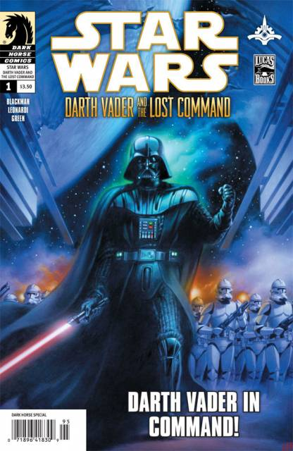 Star Wars: Darth Vader and the Lost Command (2011) Complete Bundle - Used