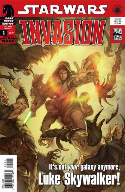 Star Wars Invasion (2009) Complete Bundle - Used