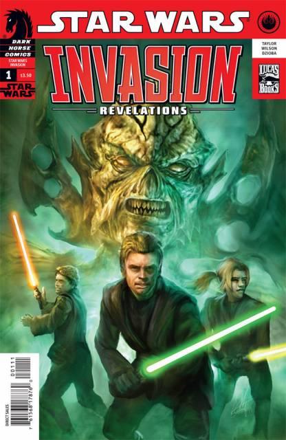 Star Wars Invasion: Revelations (2011) Complete Bundle - Used