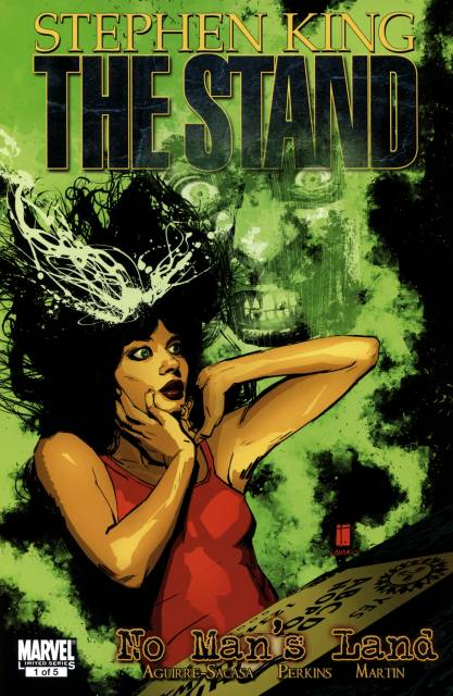 The Stand: No Mans Land (2011) Complete Bundle - Used