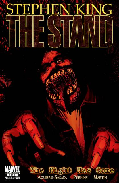 The Stand: The Night Has Come (2011) Complete Bundle - Used