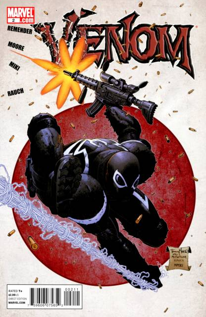 Venom (2011) no. 2 - Used