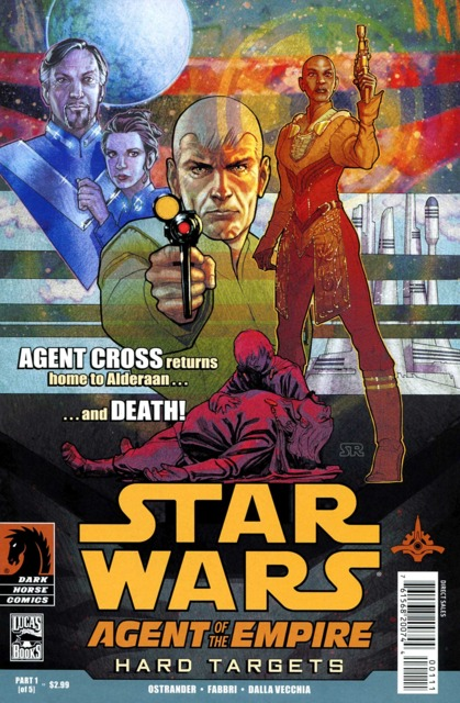 Star Wars: Agent of the Empire: Hard Targets (2012) Complete Bundle - Used