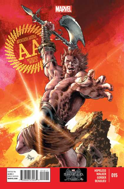 Avengers Arena (2012) no. 15 - Used