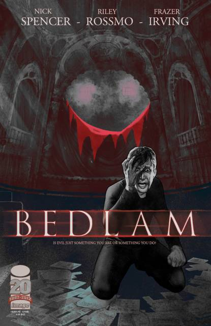 Bedlam (2012) no. 1 - Used