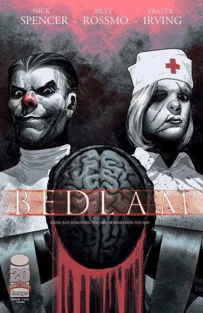 Bedlam (2012) no. 2 - Used