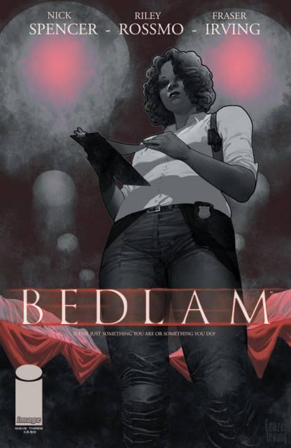 Bedlam (2012) no. 3 - Used