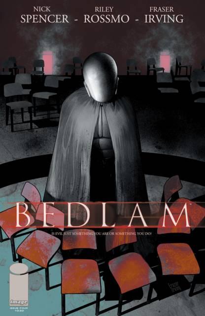 Bedlam (2012) no. 4 - Used