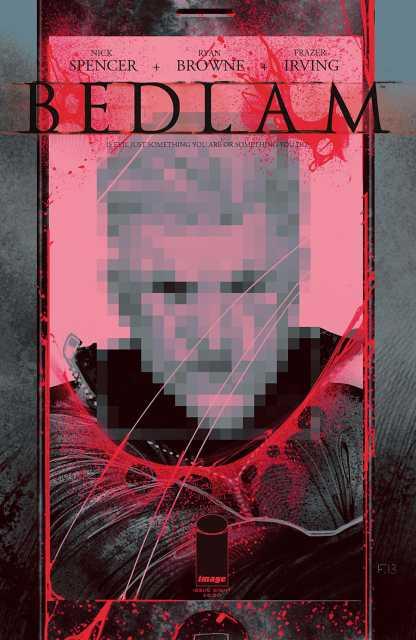 Bedlam (2012) no. 8 - Used