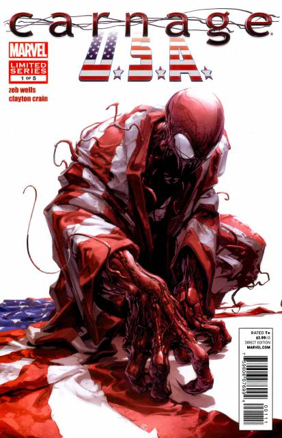 Carnage USA (2012) Complete Bundle - Used