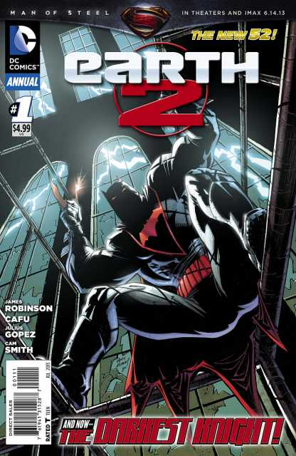 Earth 2 (New 52) Annual no. 1 - Used