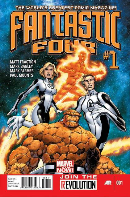 Fantastic Four (1961) Volume 4 (2012) no. 1 - Used
