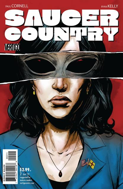 Saucer Country (2012) no. 2 - Used