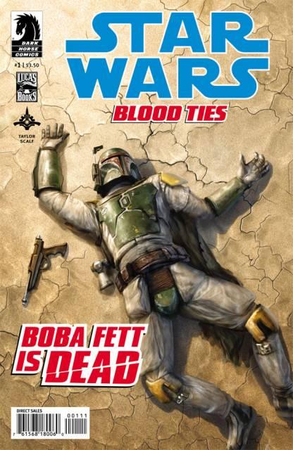Star Wars: Blood Ties: Boba Fett is Dead (2012) Complete Bundle - Used