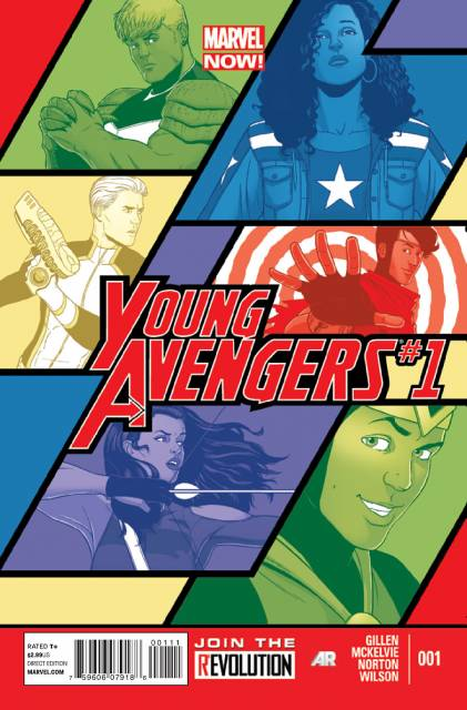 Young Avengers (2012) no. 1 - Used