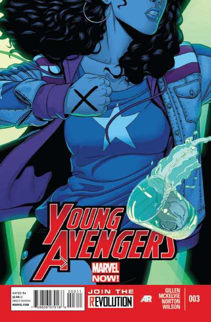 Young Avengers (2012) no. 3 - Used