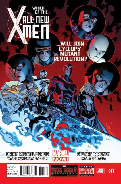 All-New X-men (2013) no. 11 - Used