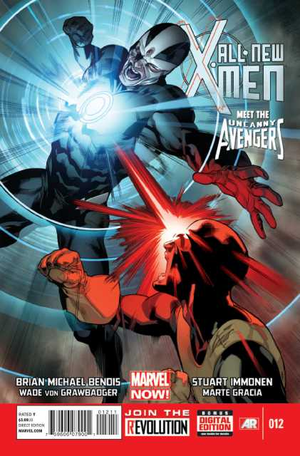 All-New X-men (2013) no. 12 - Used