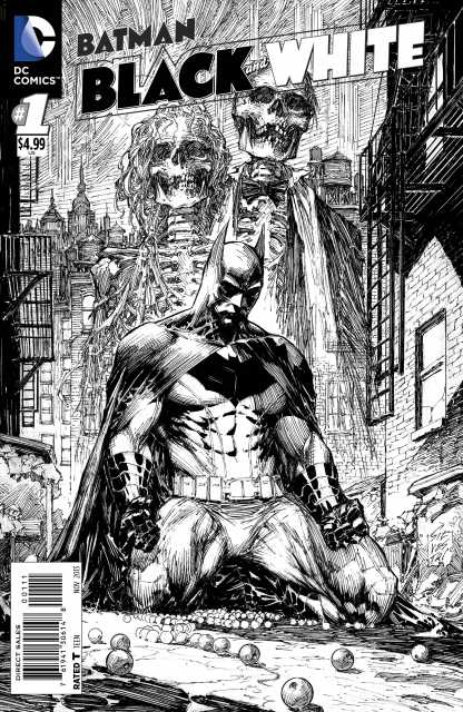Batman Black and White (2013) Complete Bundle - Used