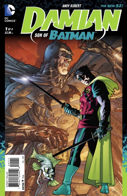 Damian: Son of Batman (2013) Complete Bundle - Used